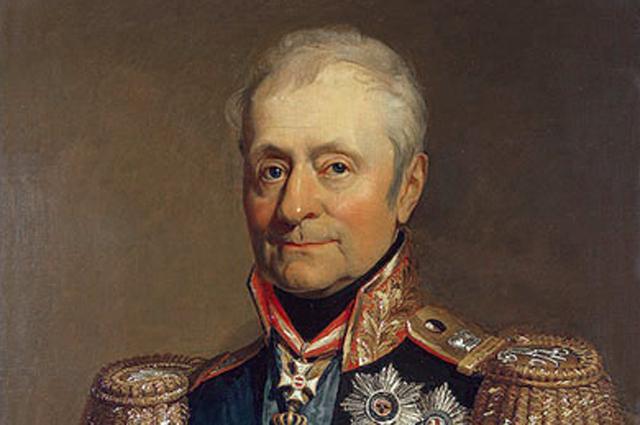 Левин Август фон Беннигсен (Леонтий Леонтьевич Беннигсен)