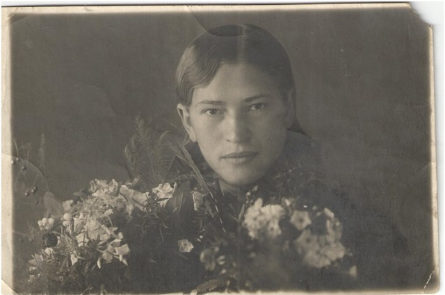 Анна Лукьяновна.