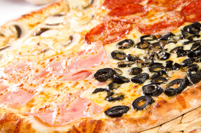 Пицца «4 сезона»