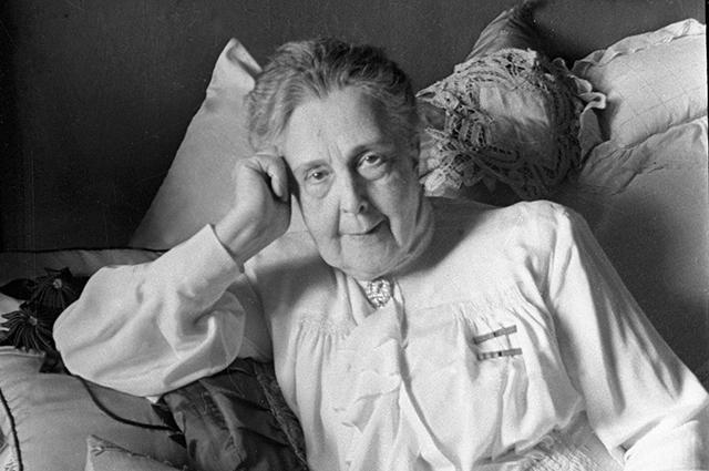 Александра Яблочкина, 1950 г.
