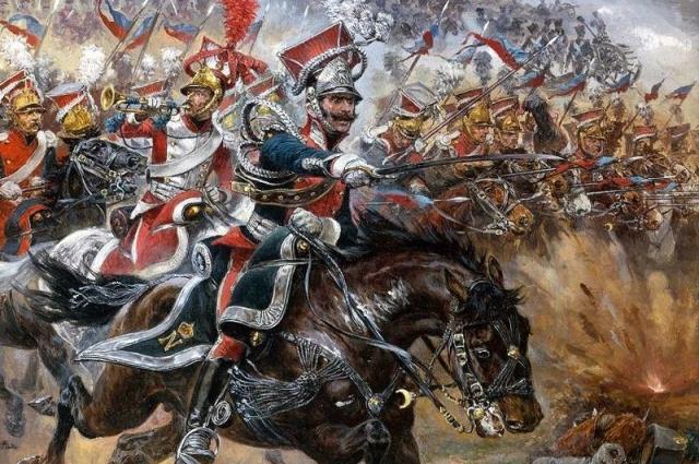 Отчаянная атака кавалерии французов чуть не изменила итог войны, но олонецкие стрелки остановили натиск