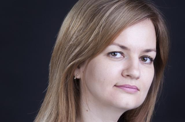 Екатерина Вербовская.