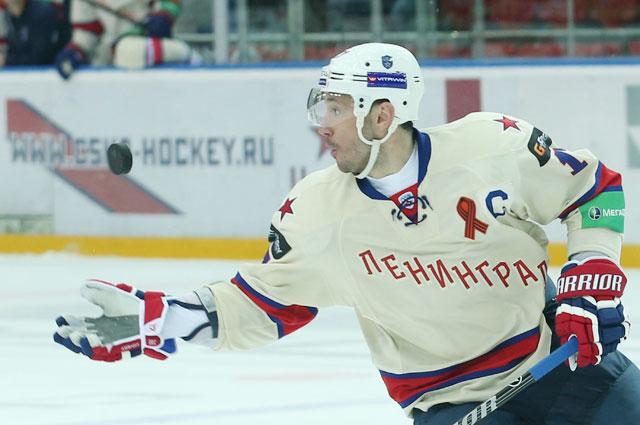 Илья Ковальчук в противостоянии с ЦСКА