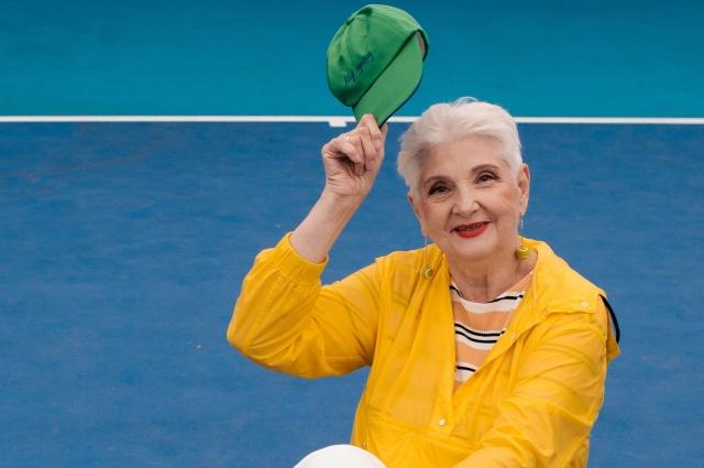Лидия Зинкина много лет проработала в турфирме и министерстве туризма в 72 попробовала себя в новом амплуа.