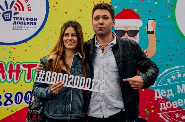 Лидер группы «Торба-на-круче» Макс Иванов.