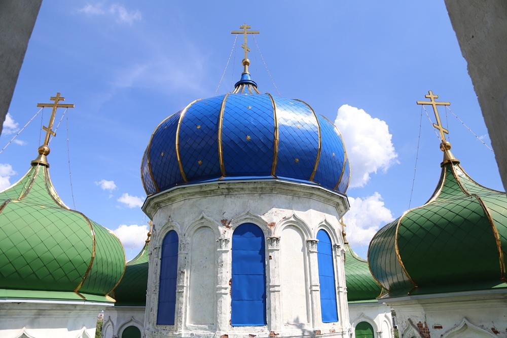 Христорождественский храм.