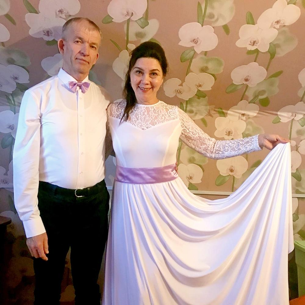 Вахид Валиев и Ирина Вервельская