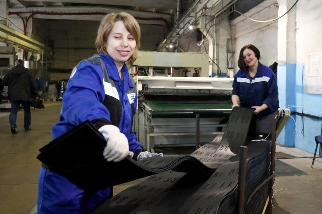 Производство геокомпозитных материалов нового поколения