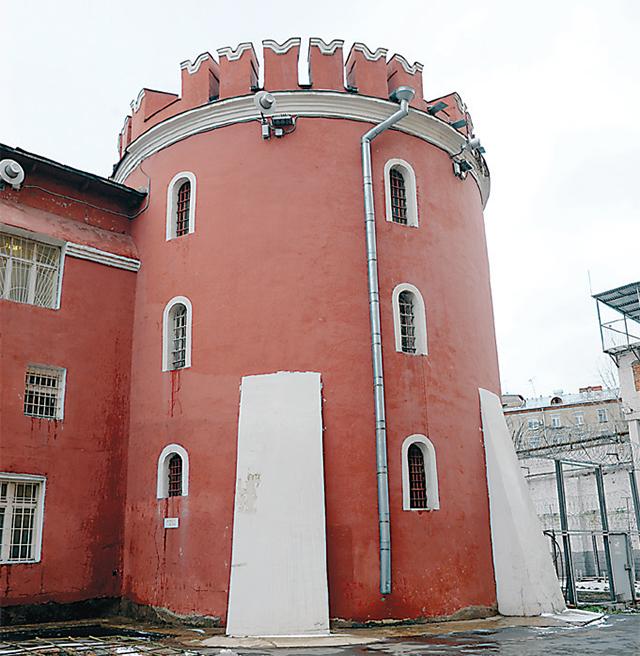 Бутырка - крупнейшая и старейшая тюрьма Москвы