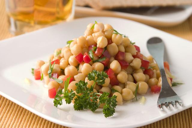 Гороховый салат