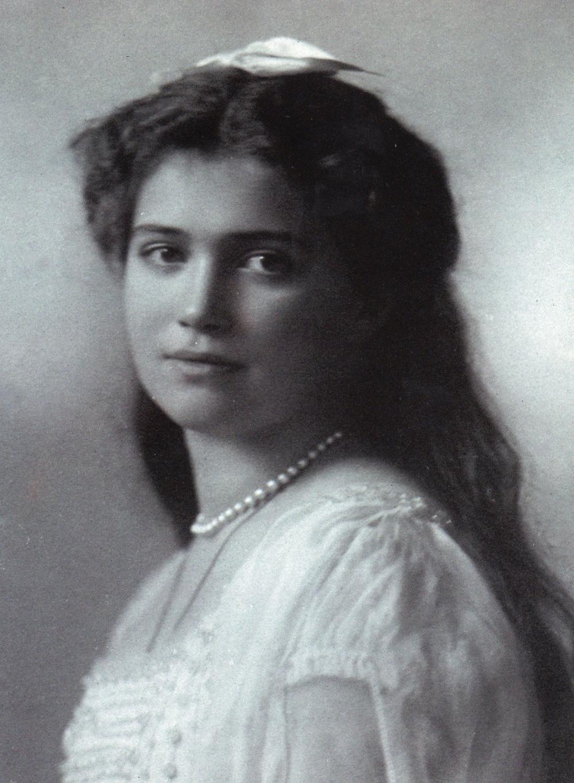 Мария Николаевна Романова (великая княжна).