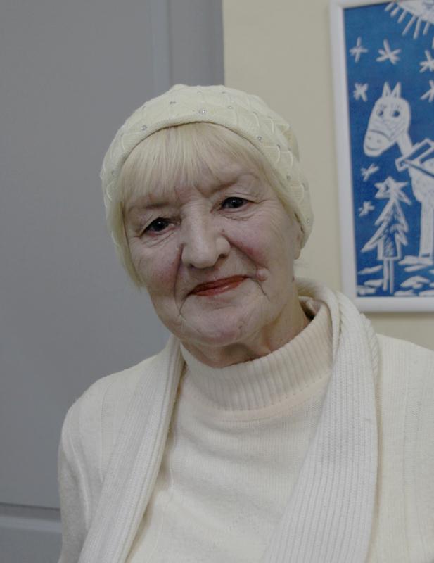 Нонна Макашова.