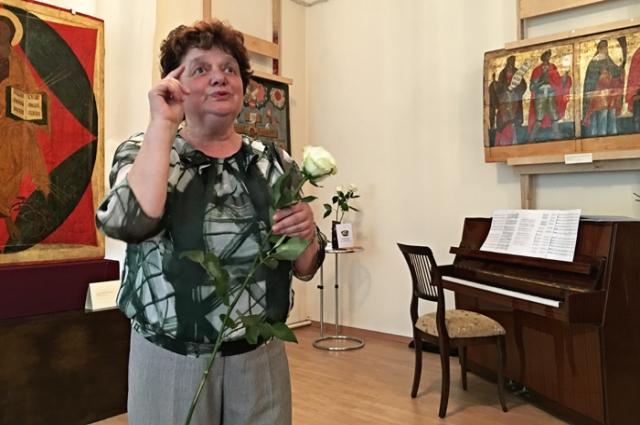 София Ахметова.