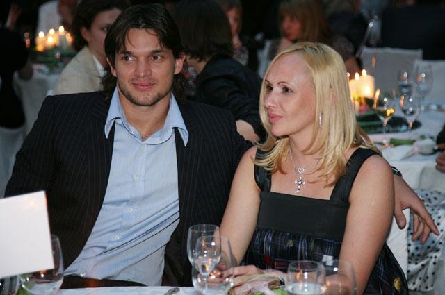Вадим Хомицкий и Мария Бутырская.