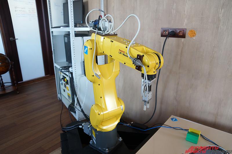Язык роботов