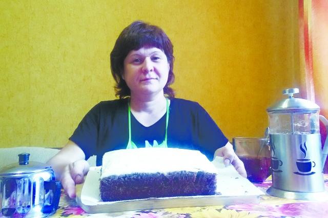 Пирог из кабачка