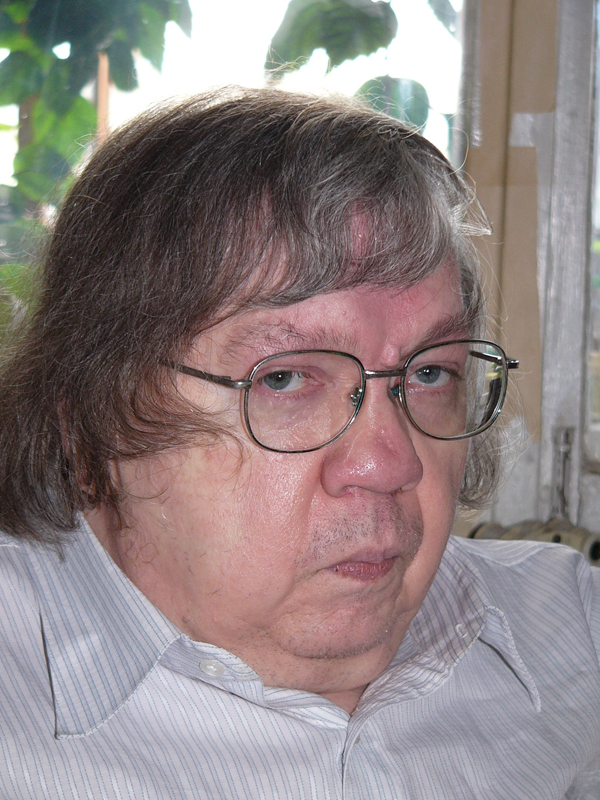 Михаил Азанов
