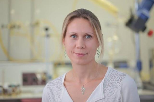 Олеся Кормилец - ученый биолог. Область её научного интереса - водная экология.