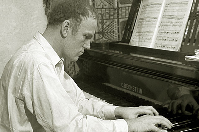 Святослав Рихтер. 1955 год
