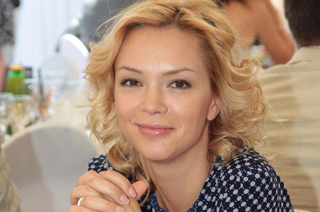 Ксения Горбачева.