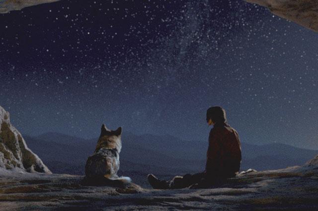 Кадр из фильма «Альфа».