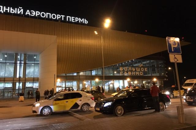 В пермском аэропорте отменили все вылеты в Турцию.