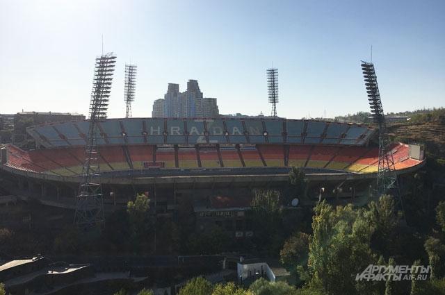 Стадион Раздан.