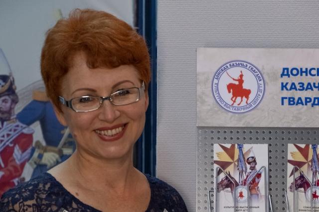 Ирина Романова, графолог