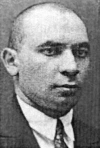 Яков Блюмкин.