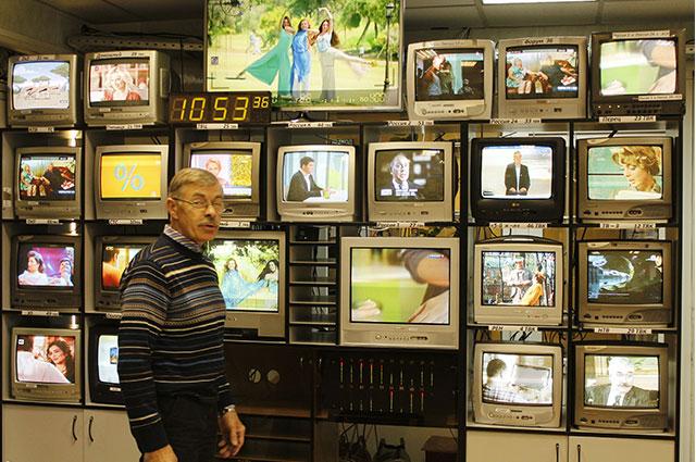 В попытках получить больше каналов жители области покупают ненужные им усилители на антенны.