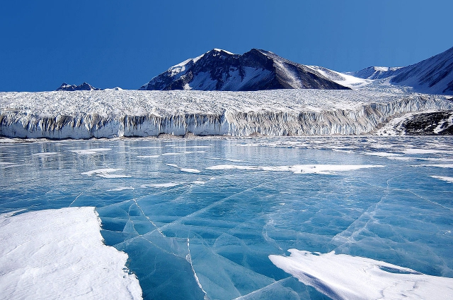 Антарктида - самое холодное место на Земле.