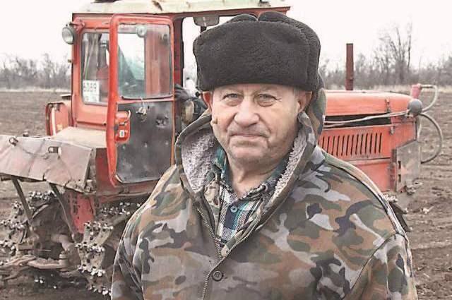 Николай Долгоброд
