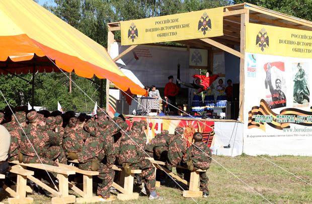 Сегодня РВИО активно поддерживает проекты, связанные с военной историей