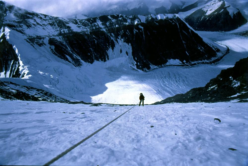 Путь на Эверест.
