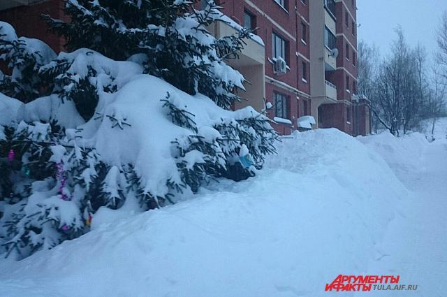 Какая же тонкая грань между «Ура, снег пошёл!» и «Карауууул! Снега навалило!».