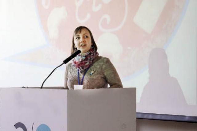 Инна Савченко рассказала, как найти и привлечь средства на благотворительность.