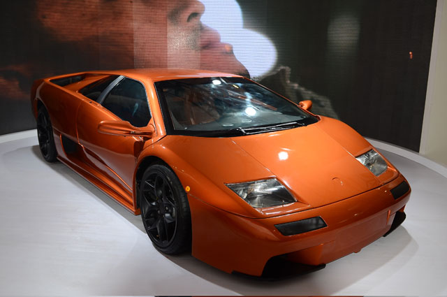 Lamborghini Diablo VT.