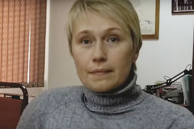 Алёна Притула.