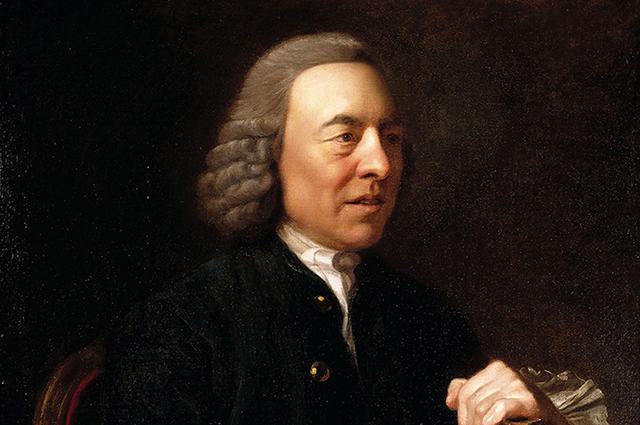 Ученый-ботаник и поэт Бенджамин Стиллингфлит.