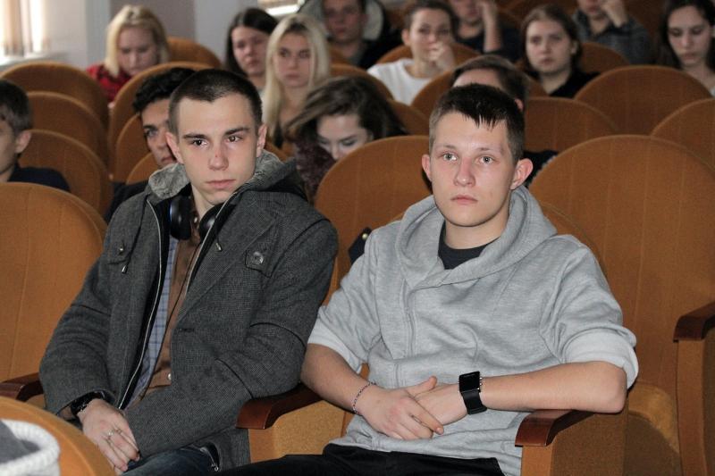 Креш-курс в ВГУ