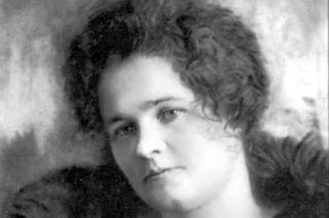Третья супруга советского писателя Нина Морозова.