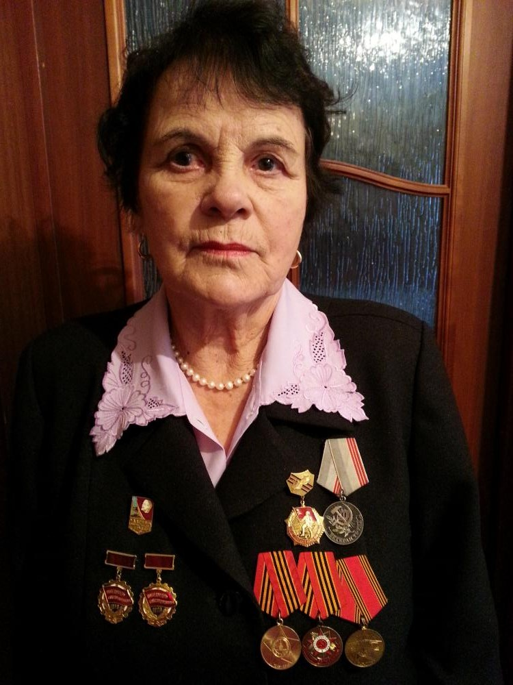 Татьяна Гонта.