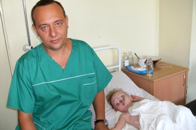 Эдуард Росторгуев: нередко малыши получают травмы, когда родители буквально на минуточку отвлеклись.