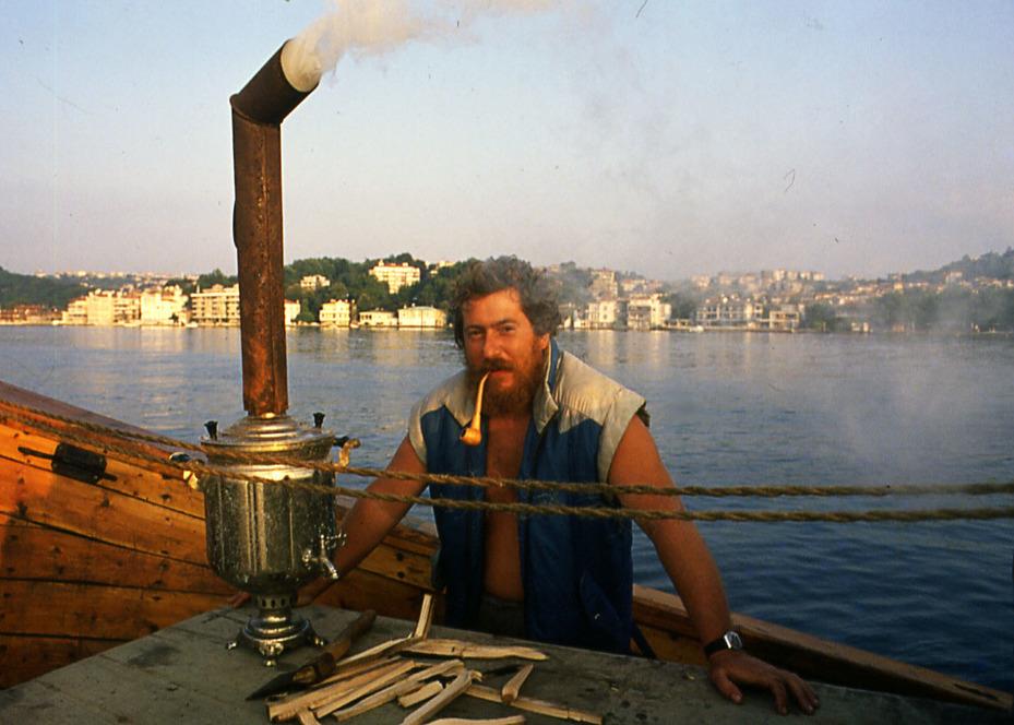 В Стамбул со своим самоваром
