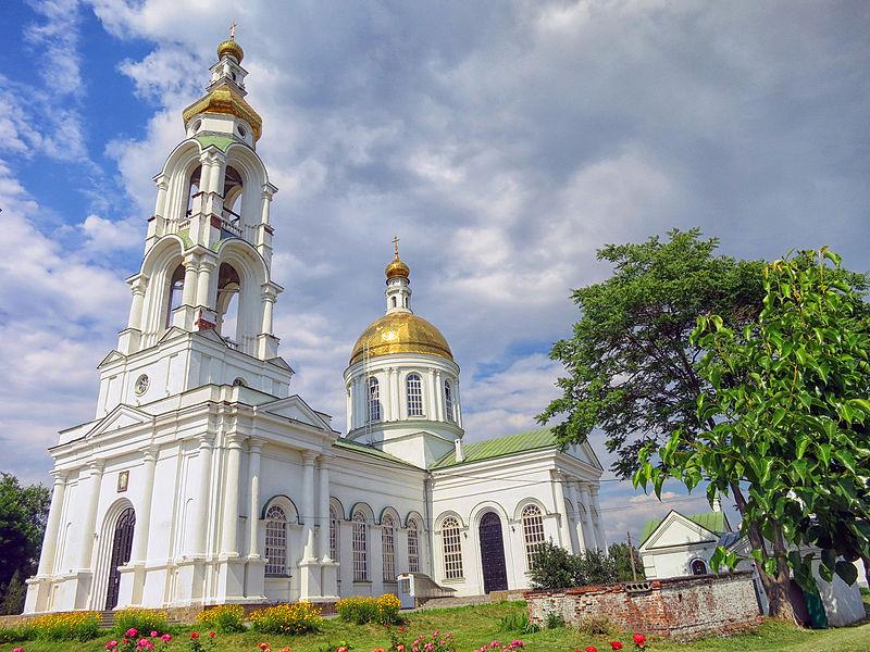 Храм Преполовения Пятидесятницы в Ростове