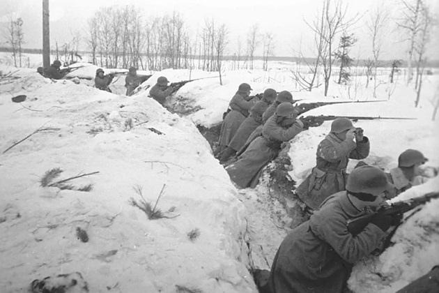 финская война