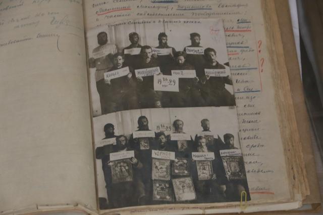 Репрессированные бийские священники