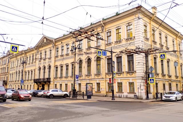 ул. Малая Морская, 10