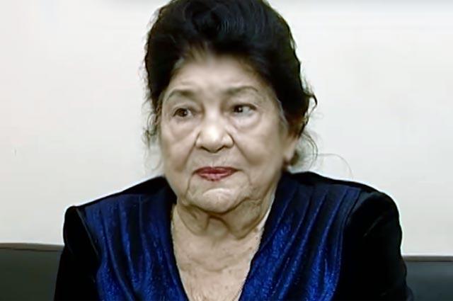 Мария Антонова.