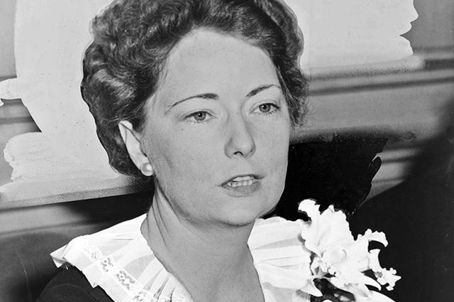 Маргарет Митчелл, 1941 год.